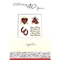 Ruby Anniversary - 40 years