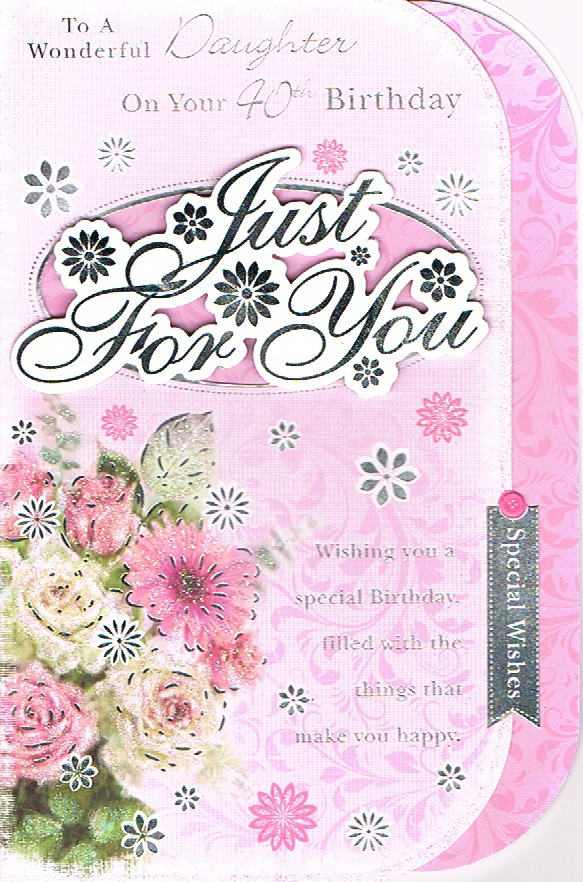 Cards Direct UK Milestone Ages 18 100 40th Birthday