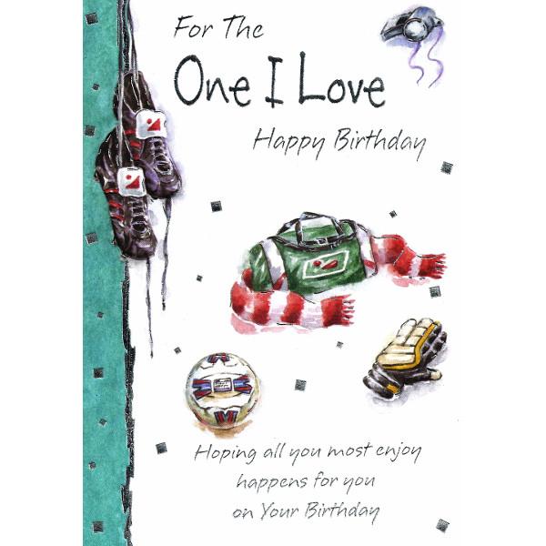 Cards Direct Uk One I Love Birthday One I Love Birthday