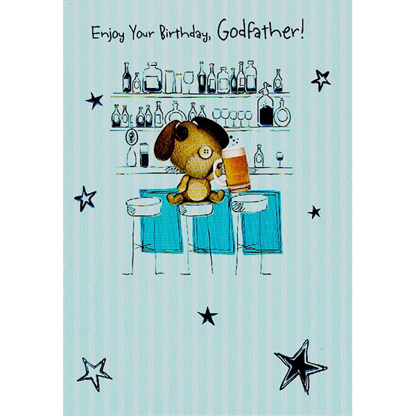 Male And Female Family Birthday Cards From 85p