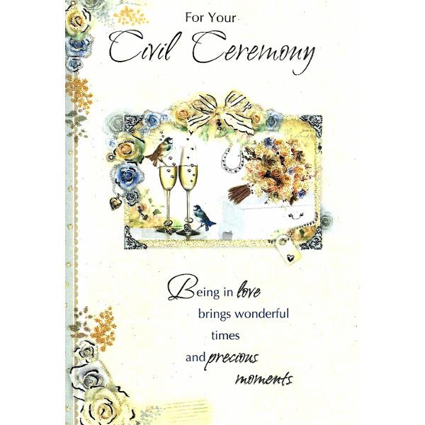 Civil Ceremony - Bird/Flutes