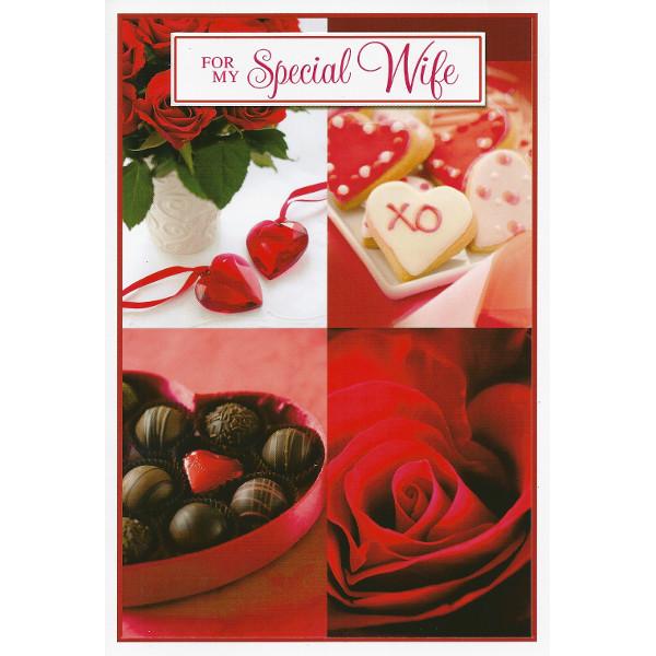 Wife Valentine's Day - Chocolates
