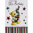 50th Birthday - M Bear/Gifts