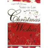 Sister-in-Law Xmas - Christmas Wishes