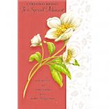 Nannie Xmas - White Flower