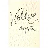 Wedding Acceptance - Gold