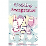Wedding Acceptance - Gn Champagne