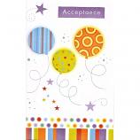 Acceptance - Balloons