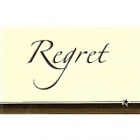 With Regret - Gold