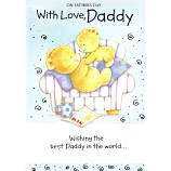 Fathers Day Daddy - Bears/Settee