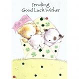 Good Luck - Bears/Envelope