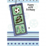 40th Birthday - M Football