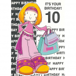 Girl Age 10 - Girl/Bags