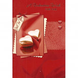 Valentine's Day Open - 2 Gold Chocs