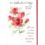 Valentine's Day Open - Roses