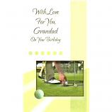 Grandad Birthday - Lge Golf
