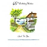 65th Birthday - M Lake