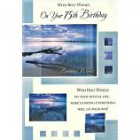 75th Birthday - M Lake/Branch