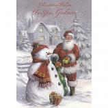 Godson Xmas - Trad Santa