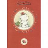 Great-Grandad Xmas - Bear/Circle