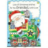 Grandad Xmas - Santa/Train