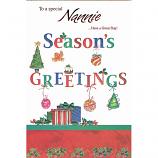 Nannie Xmas - Seasons Greetings