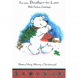 Brother-in-law Xmas - White Bear