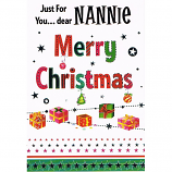 Nannie Xmas - Merry Christmas