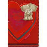 One I Love Valentine's Day - Lge Bears/Heart