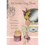 Mother's Day Mum - Dressing Table
