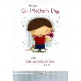 Mother's Day Open - Boy/Flowers