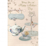 Mother's Day Open - Lge Teapot