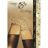 18th Birthday - Flutes
