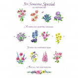 Mother's Day Someone Special - Lge Flowers
