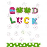 Good Luck - GL Clover