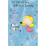 Fathers Day Daddy - Little Angel