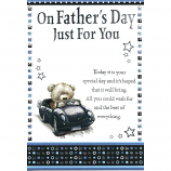 Fathers Day Open - Bear/Car
