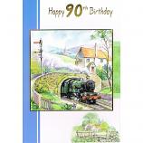 90th Birthday - M Train
