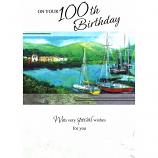 100th Birthday - M Boats