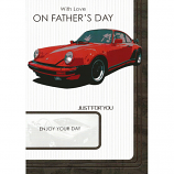 Fathers Day Open - Red Car