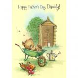 Fathers Day Daddy - Bear/Barrow