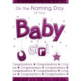 Naming Day - Baby Girl