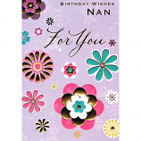 Nan Birthday - For You Flowers