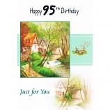 95th Birthday - M Pub/River