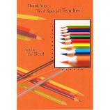 Thank You Teacher - Pencils