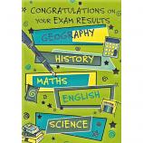 Exam Congrats - Subjects