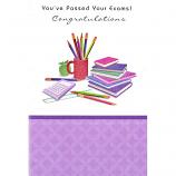Exam Congrats - Mug/Pencils
