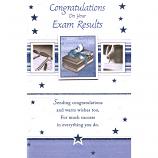 Exam Congrats - Large Blue