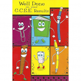 GCSE Congrats - Smiley Faces