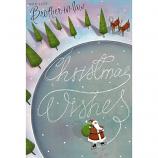 Brother-in-law Xmas - Santa skates